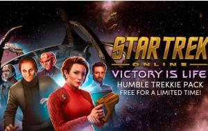 (PC) Star Trek Online Humble Tekkie Pack - Grátis