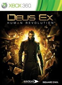[Live Gold] DEUS EX: HUMAN REVOLUTION - Xbox 360 (Retrocompatível c/ Xbox One)