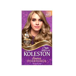 Tintura Koleston Louros Poderosos Louro Cinza Intenso - R$2,99