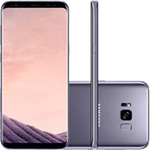 "Smartphone Samsung Galaxy S8+ 6.2"" Octa-Core 2.3 GHz 64GB 12MP - R$ 2551"