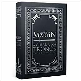 Livro | A Guerra dos Tronos - Edição Ilustrada Exclusiva - R$40