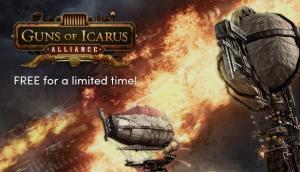 Guns of Icarus Alliance (PC) - Grátis