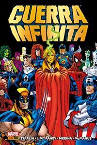 HQ | Guerra Infinita por Jim Starlin - R$80