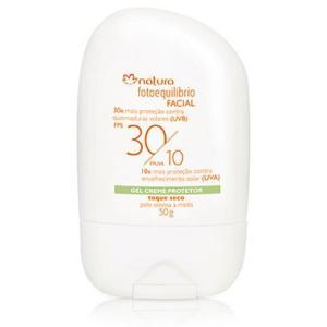 Gel Creme Protetor Facial FPS 30/ FPUVA 10 Pele Mista a Oleosa Fotoequilíbrio - 50g - R$20