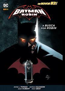 HQ | Batman & Robin. A Busca por Robin - R$50