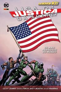 HQ | Liga da Justiça da América. Os Mais Perigosos do Mundo - R$13