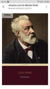 (eBook) Os Grandes Romances de Júlio Verne.