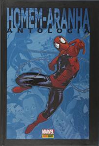 HQ | Homem-Aranha. Antologia (capa dura) - R$50