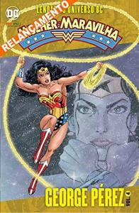 HQ | Lendas do Universo DC: Mulher Maravilha - Volume 4 por R$10