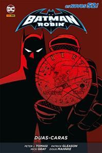 HQ | Batman e Robin. Duas-Caras - R$12