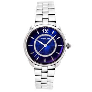 Relógio akium feminino aço - 03c73fb06-vdss-763 - R$280