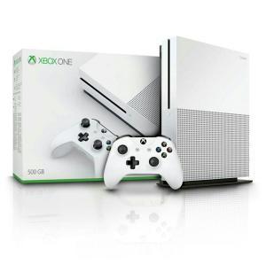 Console Xbox One S 500gb com Controle Original Xbox One S Microsoft