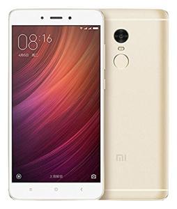 Smartphone Xiaomi Redmi Note 4 Global Dual Sim Lte 3GB/32GB Tela 5.5 Cam.13MP+5MP Rom Global - Dourado
