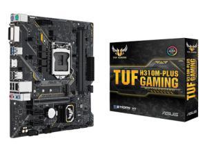 Placa mãe Asus TUF H310M-Plus Gaming DDR4 LGA 1151 - R$399