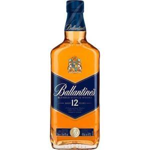 Whisky Ballantine's 12 Anos - 750ml   R$ 54,99