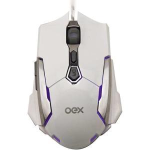 Mouse Gamer Robotic 4.000 DPI - OEX - R$30