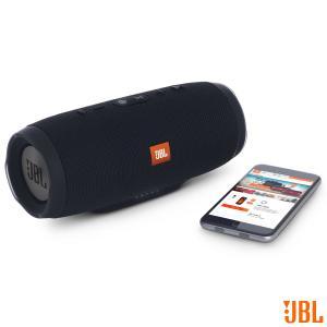 Caixa Acústica Bluetooth JBL à Prova d'Água Preto - CHARGE 3