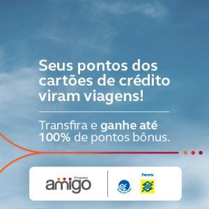 [BB/Avianca] Ganhe 100% de Bônus do programa Amigo/Avianca transferindo pontos do Banco do Brasil