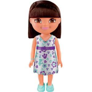 Boneca Mattel Dora A Aventureira Amiga dos Animais T4751/Y1419 - R$ 34,87