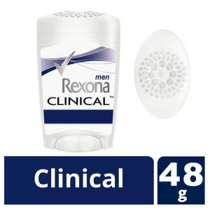 3x Rexona Men Clinical (cada um sai por 12,60)