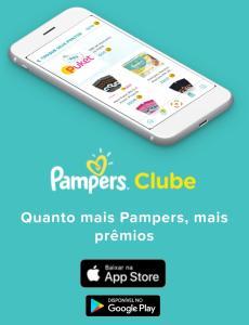 Pampers Clube: acumule pontos em suas compras e ganhe prêmios