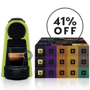 Nespresso Diversos Modelos - Compre Máquina e Ganhe + 150 Cápsulas