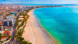 Pacote Maceió + Praias de Alagoas 2019, com aéreo e hotel incluídos, a partir de R$1186