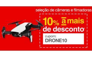 [Cupom] 10% a mais de desconto em seleção de drones