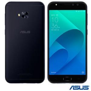 "Zenfone 4 Selfie Pro Preto Asus, com Tela de 5,5"", 4G, 64 GB e Câmera Dual de 16 MP - ZD552KL-5A080BR - UXZD552KLPTO_PRD"