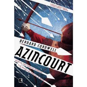 Livro   Azincourt, por Bernard Cornwell - R$11