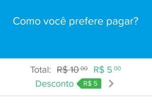 [MercadoPago] Desconto de R$5 em recarga acima de R$10 na Vivo, Oi, Claro, Tim