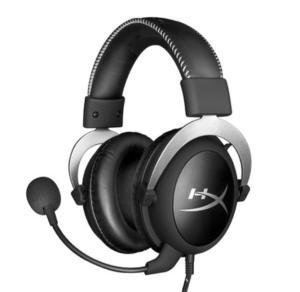 Headset Gamer HyperX Cloud Silver - HX-HSCL-SR/NA - R$390
