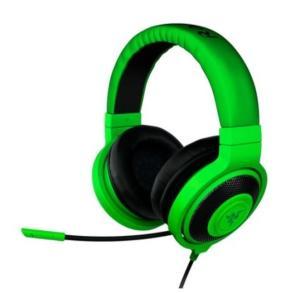 Headset Gamer Razer Kraken Pro Verde e Preto - P2 - R$300