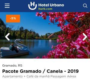 Pacote Gramado/Canela (2019) - Apartamento + Café da manhã + Passagem Aérea3,4ou7diárias- A partir de R$469 + Taxas em até 12x