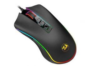 Mouse Redragon Gamer Cobra Chroma RGB M711 10000 DPI - R$ 113