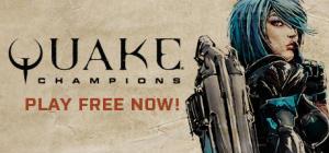 Quake Champions agora é GRATUITO