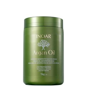 Inoar Argan Oil System - Máscara Capilar 1000g R$31