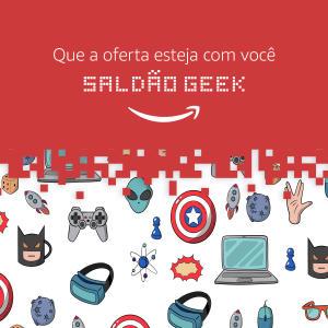 Saldão Geek! Eletrônicos e Games até 30% off