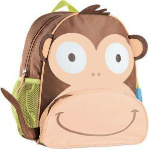 BUG Mochila Infantil Macaco - Multikids -