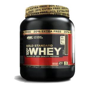 Whey Gold Standard - Chocolate 1,09kg - Optimum Nutrition - R$ 136