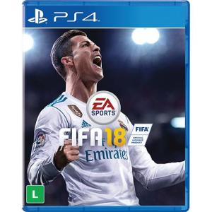 FIFA 18  (PS4) - R$ 72