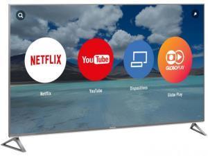 """Smart TV LED 58"""" Panasonic TC-58EX750B Ultra HD 4K - R$ 3514"""