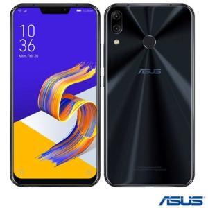 """Zenfone 5 Preto Asus com Tela de 6,2"""", 4G, 64 GB e Câmera de 12 MP + 8MP - ZE620KL"""
