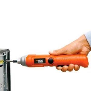 [Eletrum] Parafusadeira Angular Black & Decker Bateria