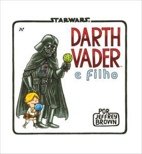 Livro - Star Wars Darth Vader e Filho - R$ 8,99
