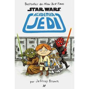 Livro - Star Wars Academia Jedi - R$ 11,99