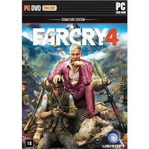 Jogo Far Cry 4 Signature Edition - PCR$ 29,90