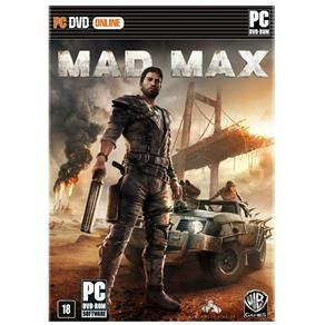 Jogo Mad Max - PCR$19,90