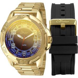 Relógio Condor Masculino Troca Pulseiras CO2415AJ/4A R$190