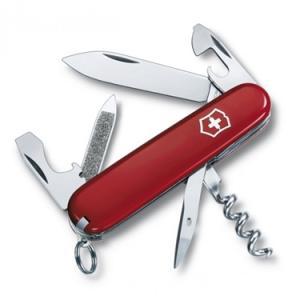 Canivete Sportsman Victorinox Vermelho - R$74